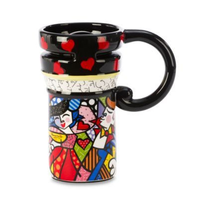 Britto™ by Giftcraft Dance 14-Ounce Travel Mug