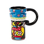 Britto™ by Giftcraft Apple 14-Ounce Travel Mug