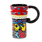 Britto™ by Giftcraft Deeply In Love 14-Ounce Travel Mug