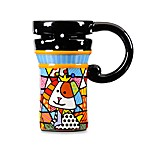 Britto™ by Giftcraft Royalty Dog 14-Ounce Travel Mug