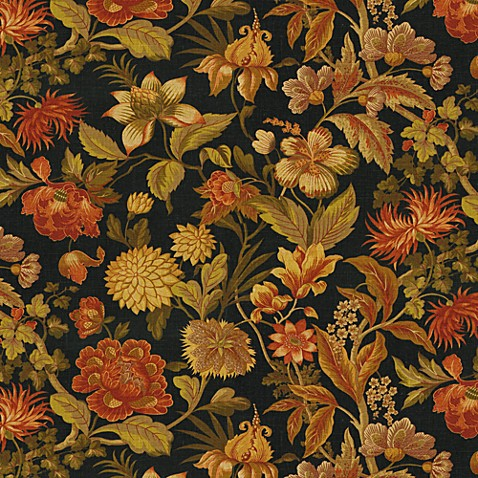 Shantou Fabric by the Yard - Jungle