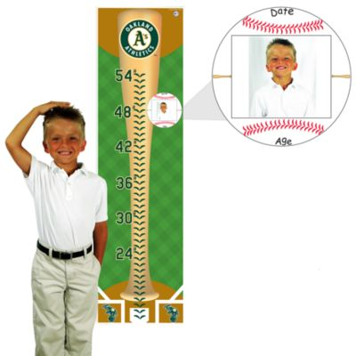 MLB® Growth Chart in Oakland Athletics