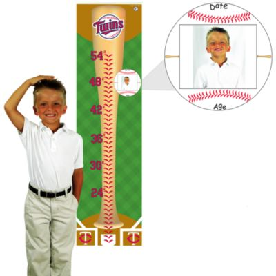MLB® Growth Chart in Minnesota Twins