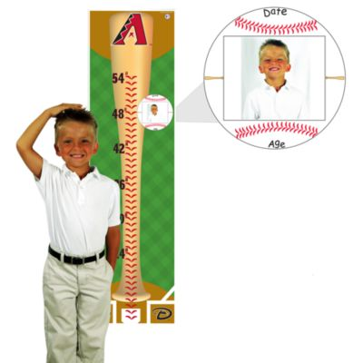 MLB Arizona Diamondbacks Growth Chart