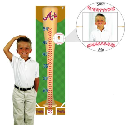 MLB® Growth Chart in Atlanta Braves