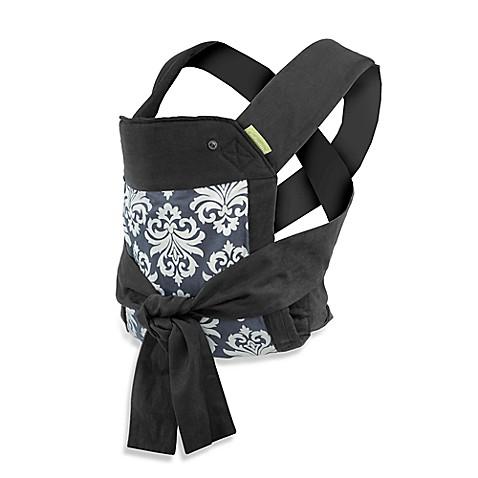 Infantino® Sash™ Mei Tai Carrier in Black/White