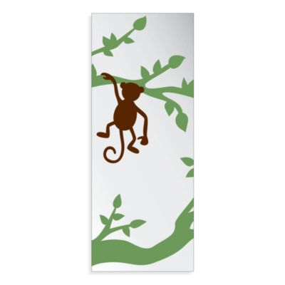 Studio Arts Jungle Room Monkey Left Trio Mirror