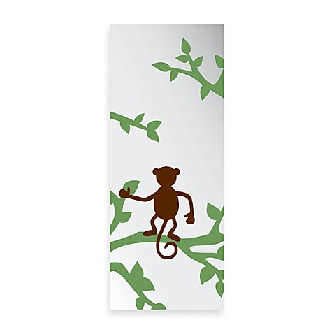 Studio Arts Jungle Room Monkey Center Trio Mirror