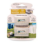 Yankee Candle® Room Aroma for Roomba Clean Cotton 3-Pack Refill