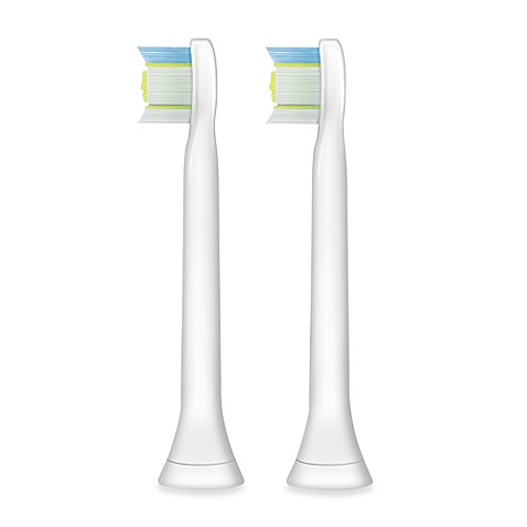 Philips Sonicare® DiamondClean Compact Replacement Brush Heads (Set of 2)