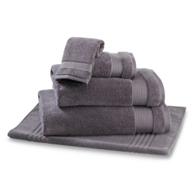 Microdry® Hand Towel in Charcoal