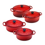 Le Creuset® Signature Oval French Oven in Cherry