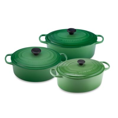 Le Creuset® Signature Oval French Oven in Fennel