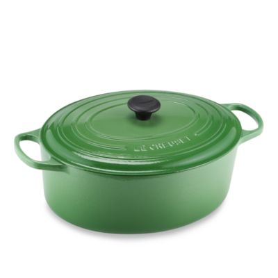 Le Creuset® 9 1/2-Quart Signature Oval French Oven in Fennel