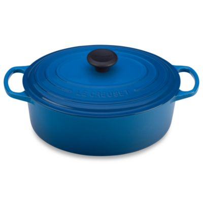 Le Creuset® Signature 5 qt. Oval French Oven in Marseilles