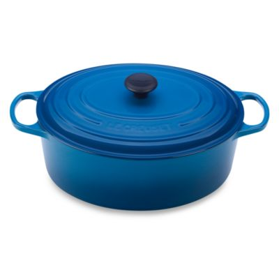 Le Creuset® Signature 9.5 qt. Oval French Oven in Marseilles