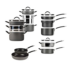 Stax Living Hard Anodized Open Stock Cookware