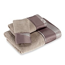 Nicole Miller Tangent Bath Towels, 100% Cotton