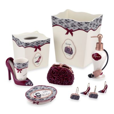 Avanti Flirty Boutique Tissue Holder