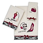 Avanti Flirty Bath Towel Collection