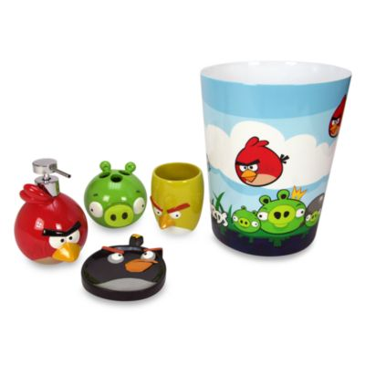 Angry Birds™ Toothbrush Holder