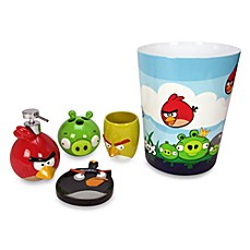 Angry Birds™ Bath Ensemble