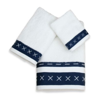 Criss Cross Hand Towel