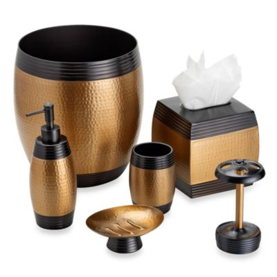 Buy bronze bathroom accessories from bed bath beyond for C bhogilal bathroom accessories