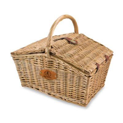 Picnic Time® Piccadilly Picnic Basket For Two in Washington Redskins