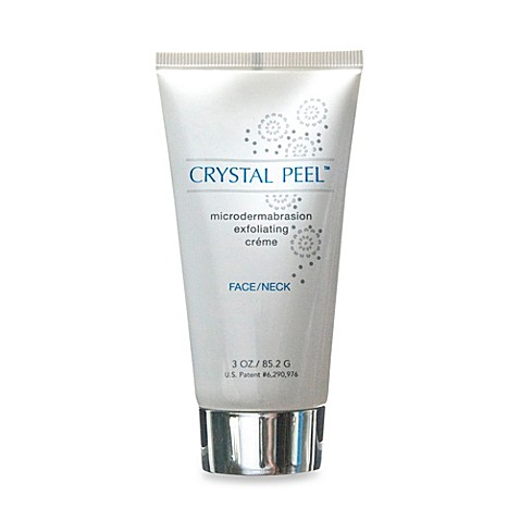 Crystal Peel™ Microdermabrasion Exfoliating Creme for Women
