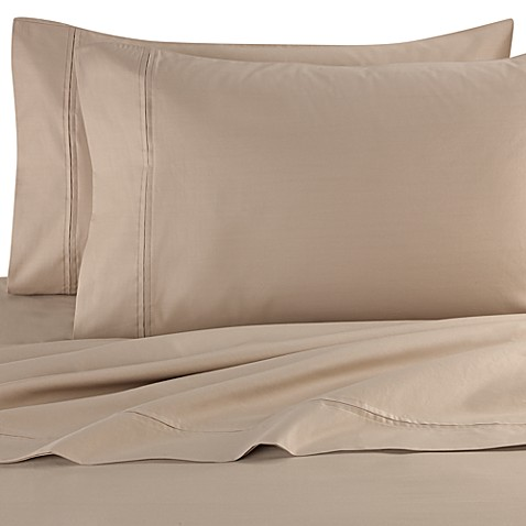 SHEEX(TM) Performance Cotton California King Sheet Set