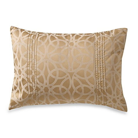 Barbara Barry® Simple Scallop Square Toss Pillow