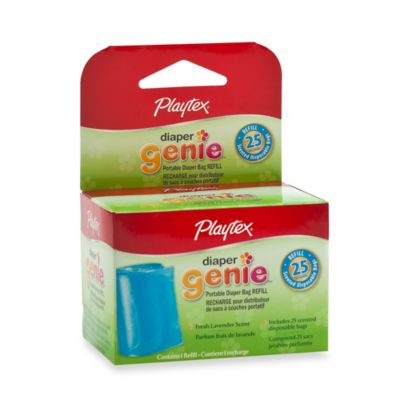 Playtex® Diaper Genie® Portable Bag Dispenser Refills (25 Count)