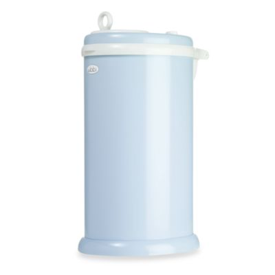 Ubbi® Diaper Pail in Light Blue