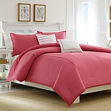 Nautica® Crew Solid Bed Set
