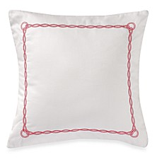 Nautica Crew 16-Inch Square Toss Pillow