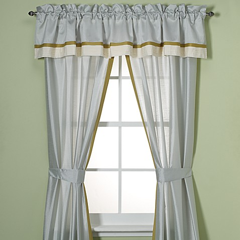 Manor Hill™ Azumi Garden 84-Inch Window Curtain Panel Pair