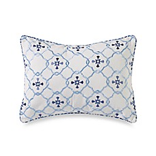 Nautica® Cali Coast Embroidered Toss Pillow