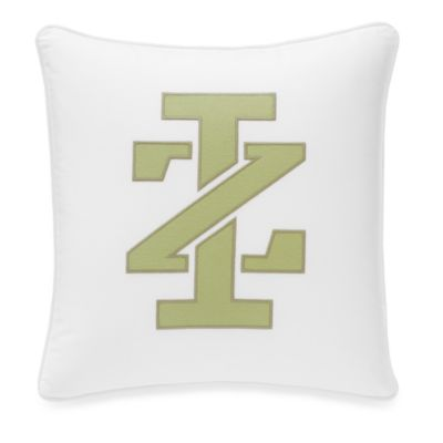 IZOD® Horizon Logo Square Toss Pillow