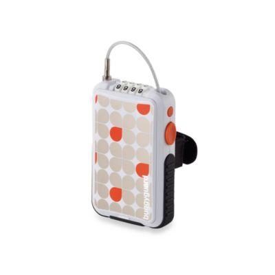 Buggygear™ buggyguard® Stroller Lock in Deco Orange