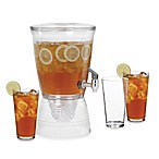 CreativeWare™ Party In A Box Beverage Dispenser & Tumbler Set