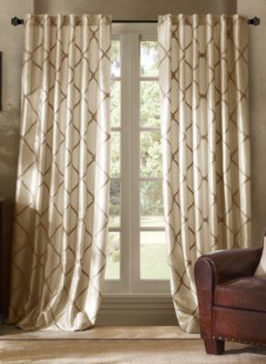 Bombay Window Curtain Panel