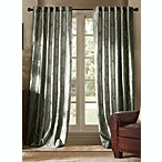 Bombay® Garrison Rod Pocket/Back Tab Window Curtain Panel