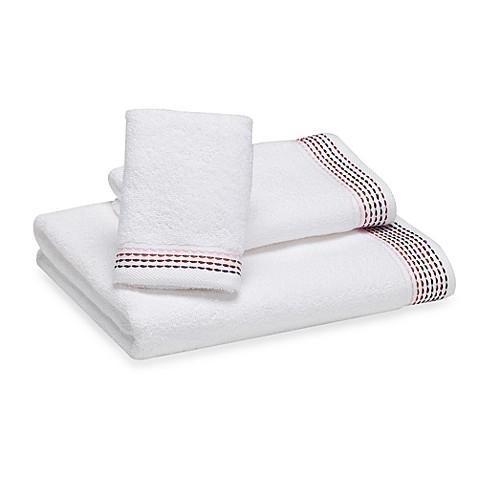 Croscill Avery Bath Towels, 100% Cotton
