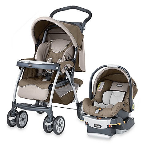 Chicco Se Travel System Red