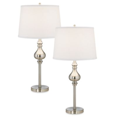 Pacific Coast Lighting® Teepa Table Lamp (Set of 2)