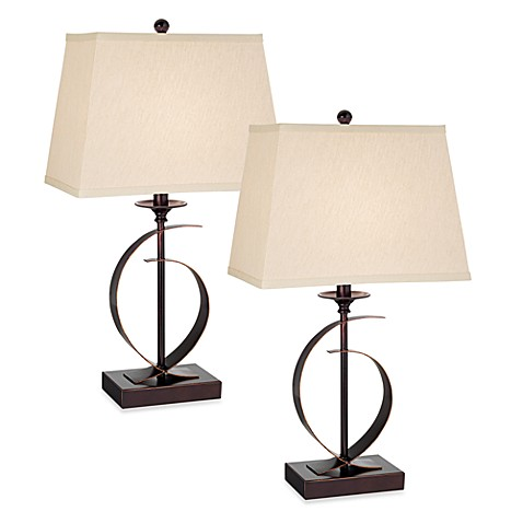 Pacific Coast Lighting® Novo Table Lamp (Set of 2)