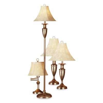 Pacific Coast Lighting® Canterbury Collection 4-Lamp Set