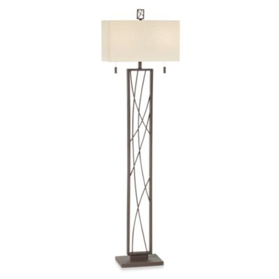 Pacific Coast Lighting® Crossroads Twin -Light Floor Lamp