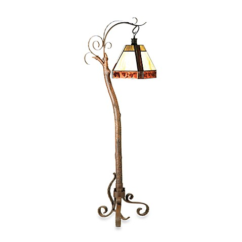 Pacific Coast Lighting®  Sunset Woods Floor Lamp